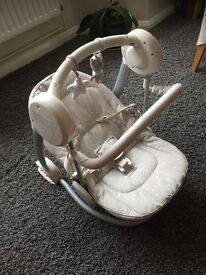 Mamas & Papas Musical Swing Chair