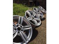 "Genuine Bmw 351m alloy wheel 19"""