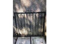 Large heavy duty single gate