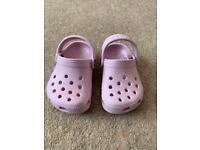Crocs Kids Size 2