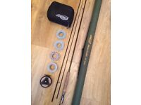 Airflo 11ft fly rod/reel and lines