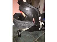 Graco infant car seat with Isofix