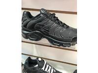 Nike air max TN blk/blk 7,8,9,10,11 FREE POSTAGE