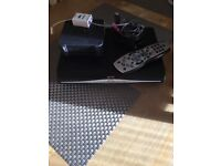 Sky HD box with Wireless router/remote control and all cables including HDMI cable