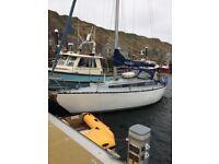 Yacht - Sadler 32