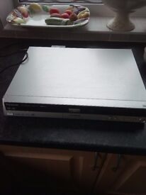 Panasonic DVD Player and Recorder DMR-EH50 HDD & DVD with remote