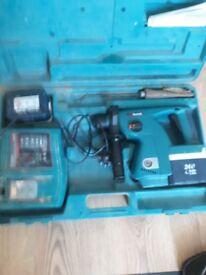 Makita hammer drill 24v