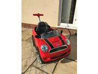 Childrens Mini Car Push Buggy