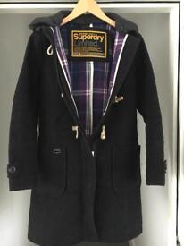 Superdry long coat
