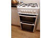 Beko DG582 gas oven £40