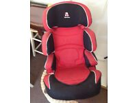 Childs car seat Renolux (Group 1, 2 and 3 9 - 36 kg (20 - 79 lbs))