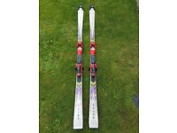 Volant (USA make) skis - fantastic carvers