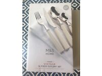 M&S Vintage Cutlery set