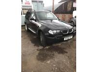 Bmw x3 2006 * OPEN TO OFFERS *