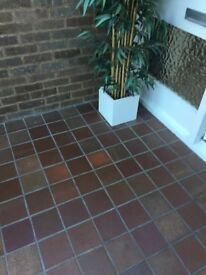 Used Quarry Tiles