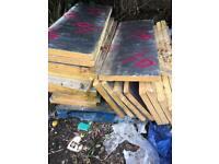 Celotex insulation wall board 50mm 22 boards