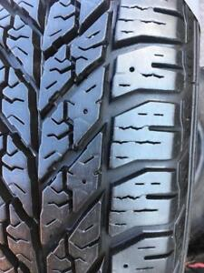 185/65/14 Goodyear ultragrip winter 8-10/32 + rims Hyundai 4x100