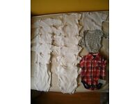 New and used clothes and shoes for boys 0-3 months