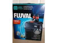 Fluval 406 external filter fish tank tropical marine