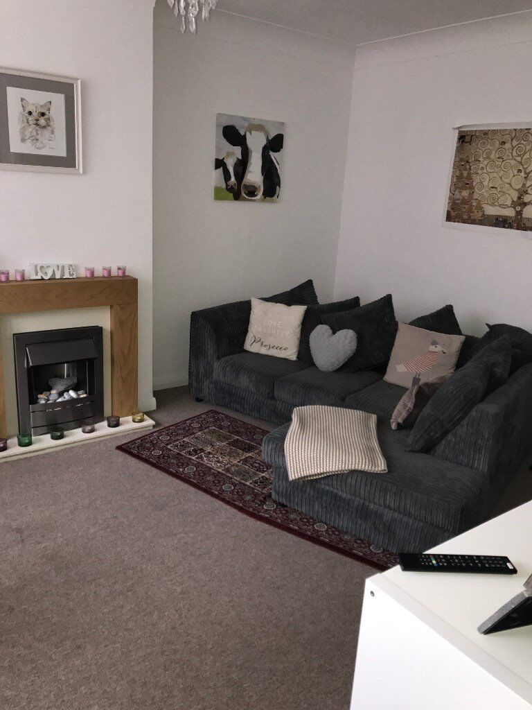 Light, spacious and calm flat - all heating and hot water included in rent