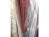 Brand New (GUTTERCREST) guttering (3 meters long approx) £20 Each ALUMINIUM