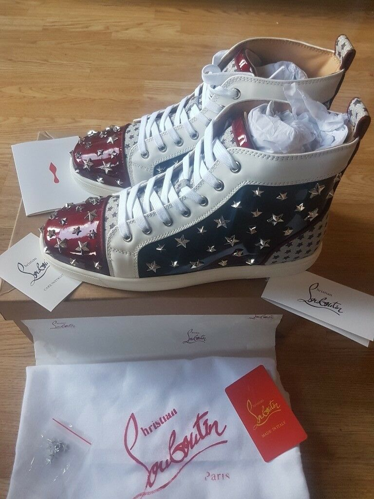d13048d4e77 Christian Louboutin- Men's All Spikes Sneakers (Wonder Exclusives) | in  Westminster, London | Gumtree