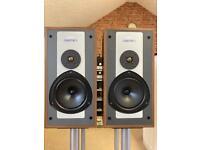 KEF Cantor II Vintage Speakers For Sale ‼️