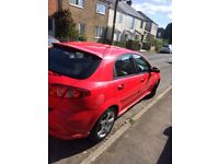 Chevrolet (daewoo) Lacetti 1.8 sport 54 plate