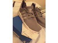 Adidas NMD Grey - Size 9 - BRAND NEW