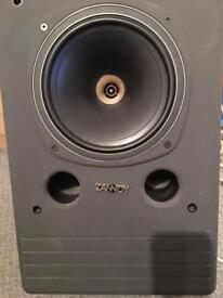 kef egg subwoofer. tannoy system 8 vintage speakers kef egg subwoofer