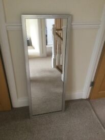 Full size mirror