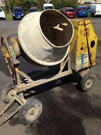 Large diesel 5/3.5 mixer
