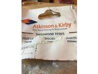 Atkinson & Kirby Hardwood Trims.