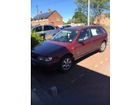 Nissian almera 1.4 FOR SALE