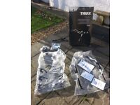 THULE Clip On Cycle / Bike Carrier 9103 for up to 3 bikes