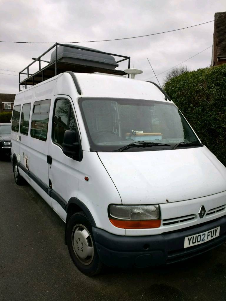 Renault Master Camper 2 Birth In Stapleford Nottinghamshire Gumtree Fuse Box On A