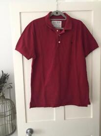 JACK WILLS MENS POLO SHIRT