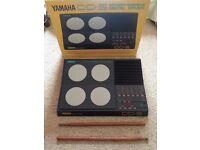 Yamaha DD5 Digital Drums / Drum Machine / Vintage & Rare / Boxed