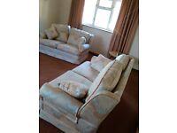 SOFAS - 2 x 2seater sofas
