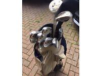 Full Set Almost New (RH) Golf Clubs