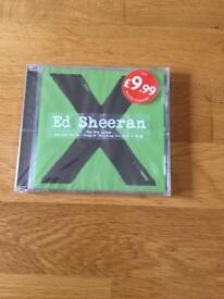 Ed Sheehan cd