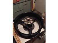 Fireblade wheels CBR1000rr-5