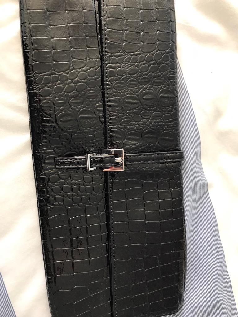 Jasper Conran clutch bag