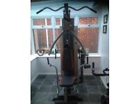 Multi gym as new condition Marcy platinum 3500