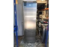AEG Electrolux fridge freezer height is 200 cm and and 60 cm