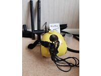 Steam Cleaner Steam Buggy with 4 Attachments