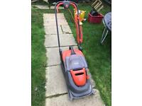 Flymo altra lawn mower excellent condition