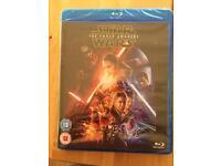 Star Wars Force Awakens Blu-ray DVD