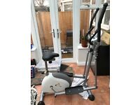 Cross trainer, hardly used.