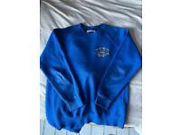 School jumper (Woodcote primary) x2